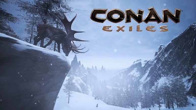 Conan Exiles Titre