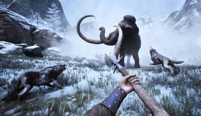 Conan Exiles Chasse au Mammouth