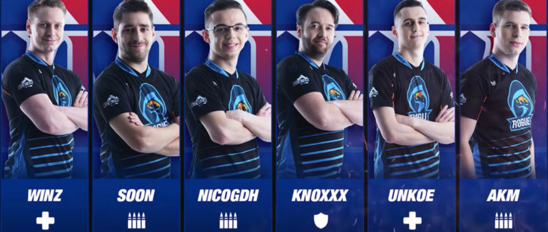 coupe du monde d'Overwatch 2017 équipe de France