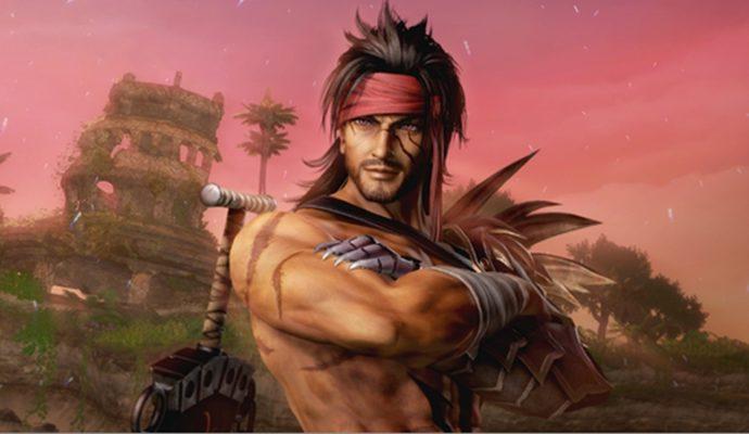 Jecht, dans DISSIDIA Final Fantasy