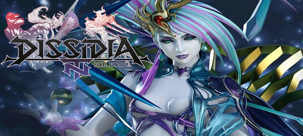 DISSIDIA Final Fantasy NT et ses Invocations