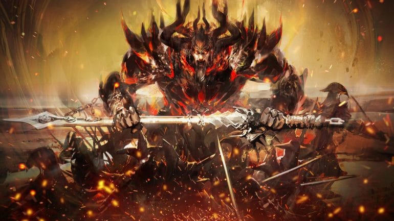 Guild Wars 2: Path of Fire Balthazar