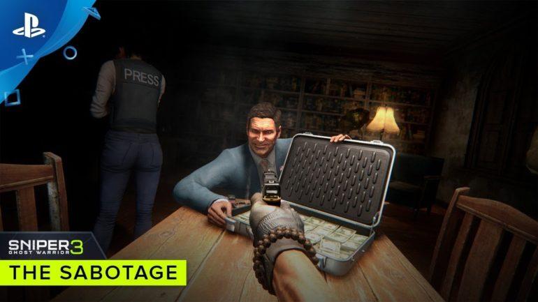Sniper Ghost Warrior 3: The Sabotage