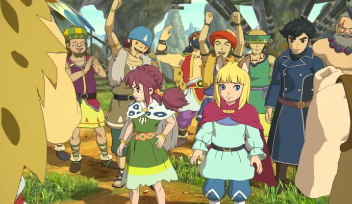 Ni no Kuni II: Revenant Kingdom joie