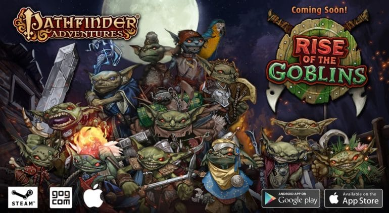 Pathfinder Adventures: Rise of the Goblins