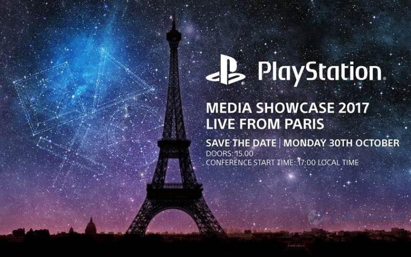 paris games week 2017 playstation