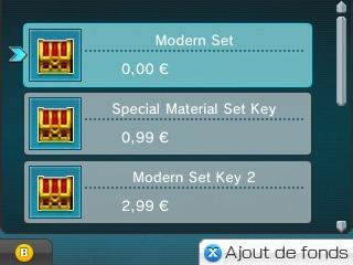 Une image des prix des extensions du jeu