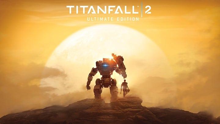 titanfall 2 ultime logo