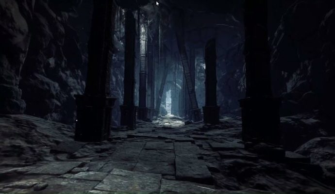 Valnir Rok grotte