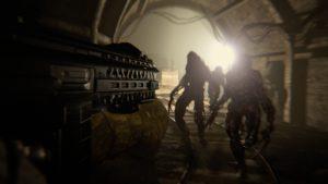 Resident Evil 7 créature