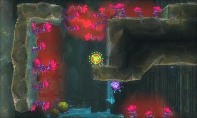Metroid: Samus Returns morphing