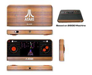 Atari 2600 console portable