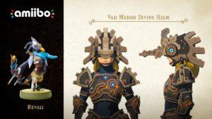 The Legend of Zelda: Breath of the Wild amiibo Revali