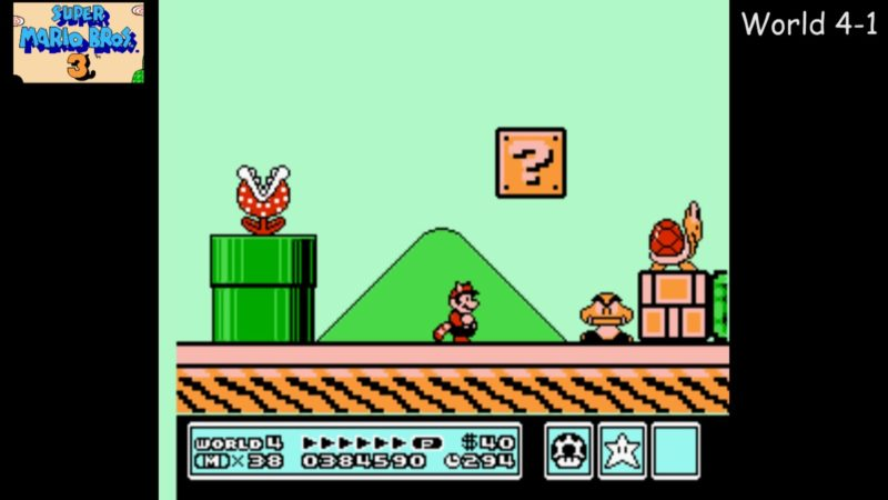 Coolbaby RS-20H Mario 3