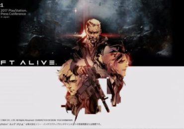 Left Alive artwork