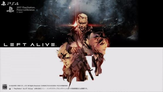 Left Alive artwork