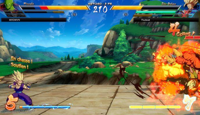 Dragon Ball FighterZ - Combat