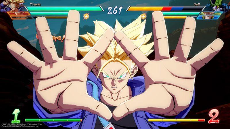 Dragon Ball FighterZ - Trunk