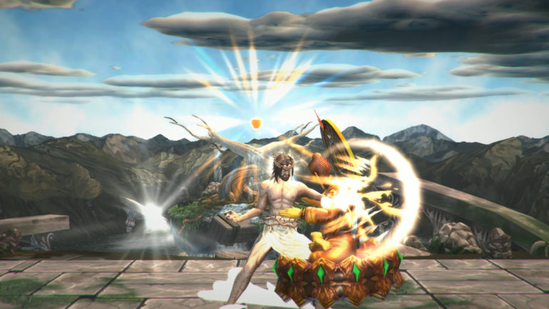 Fight of Gods sur steam
