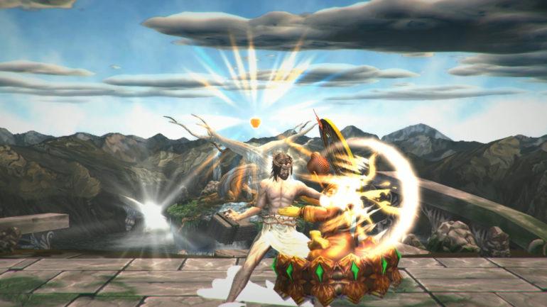 Fight of Gods sur steam