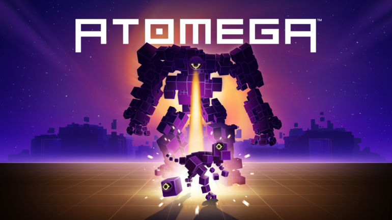 Atomega artwork
