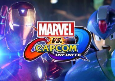 Marvel vs. Capcom: Infinite Iron Man et Mega Man