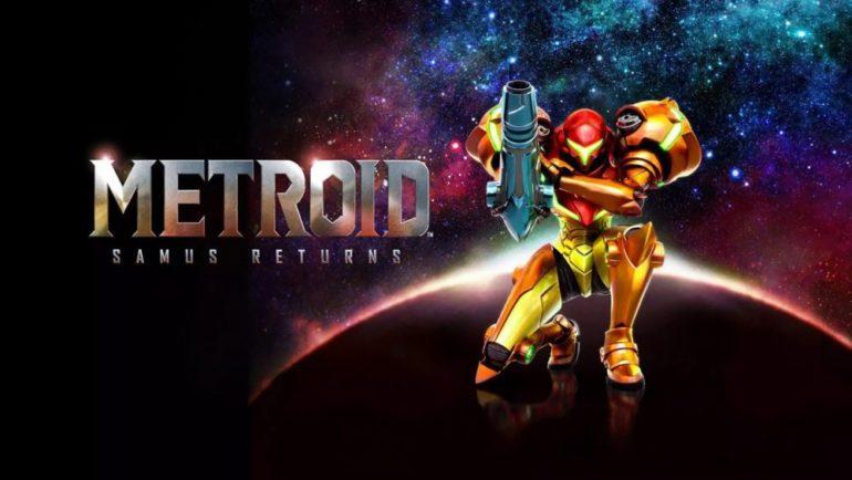 Metroid: Samus Returns logo