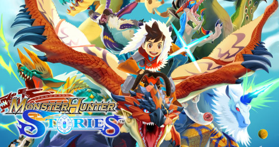 Monster Hunter Stories test