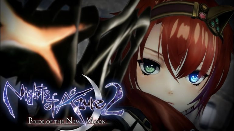Night of Azure 2: Bride of the New Moon Aluche