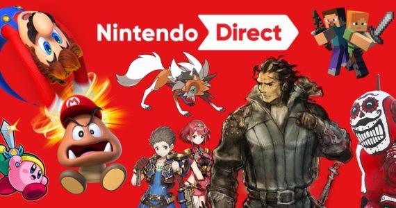 Nintendo Direct 13 septembre 2017