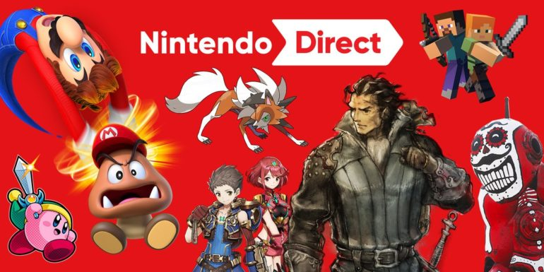 Nintendo Direct 13 septembre 2017