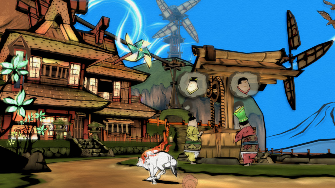 Okami HD 4K Screen