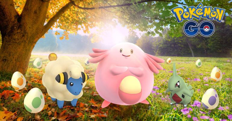 Pokémon Go événement spécial Équinoxe Pokémon à faire éclore