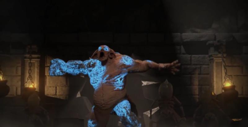 MetaMorph: Dungeon Creatures ogre