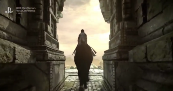 Shadow of the Colossus TGS 2017