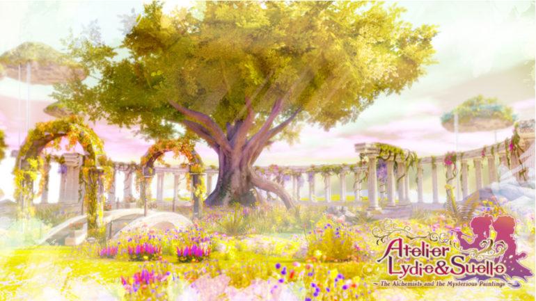 Atelier Firis: The Alchemist and the Mysterious Journey artwork