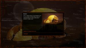 Shortest Trip to Earth interaction planète Hemta