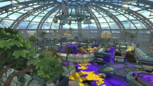 Splatoon 2 Serre Goémon sur Nintendo Switch