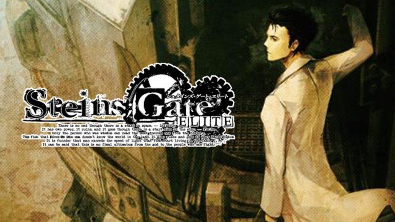 Steins;Gate Elite Artwork