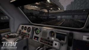 Train Sim World: Great Western Express cabine