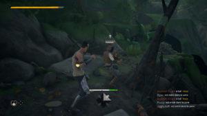 Absolver - combat 3