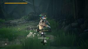 Absolver - combat
