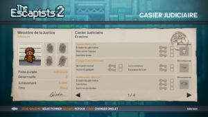 The Escapists 2 - casier judiciaire