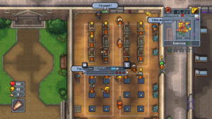 The Escapists 2 - force