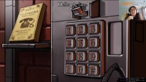 The Journey Down: Chapter 2 téléphone