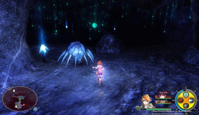 Test Ys VIII: Lacrimosa of Dana - Caverne