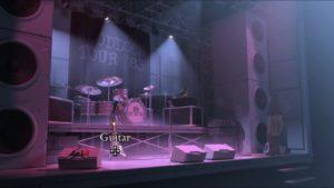 The Journey Down: Chapter 3 guitare dans le camion des revolution rockers