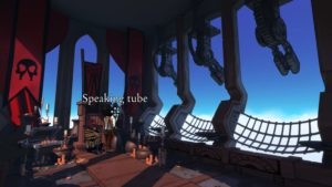 The Journey Down: Chapter 3 tube de commande chez sisulu