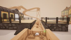 Tracks – the train set game commande du train en bois