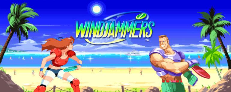 Test Windjammers